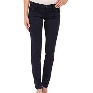 Lilly Pulitzer Worth Skinny Jeans - Sateen - black